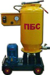 Оборудование для производства пенобетона (турбулентный пенобетоносмеситель)