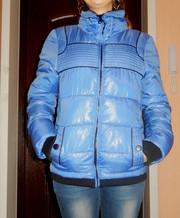 Куртка осень-зима. 44 размер
