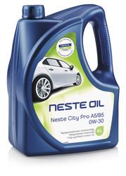 синтетическое моторное масло Neste