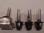Лампы ксенон D1S, D2S, D2R, D4S.