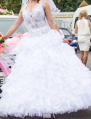 Продам свадебное платье Новокузнецк