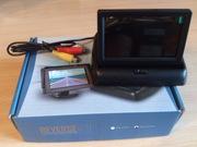 Дисплей монитор TFT LCD складной